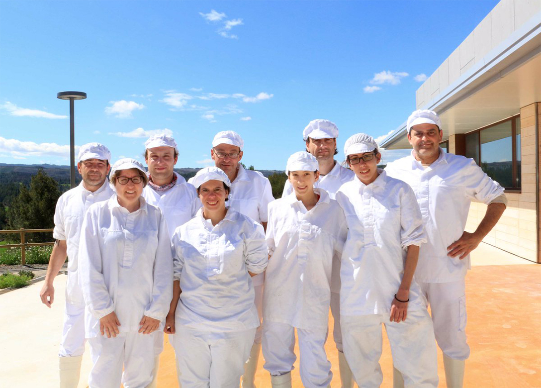 Formatges Muntanyola, premiats amb una medalla d'or i una de plata al World Cheese Awards